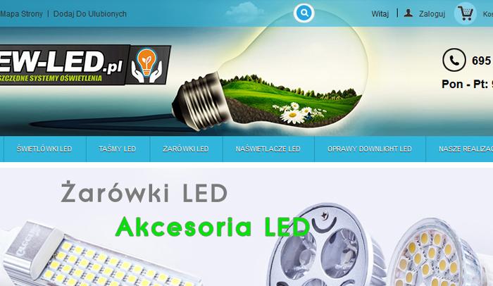 d9959a007b430c New Led nowoczesne systemy oświetleniowe